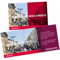 Rebuilding Britain: High Streets