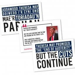 2018 Budget leaflet