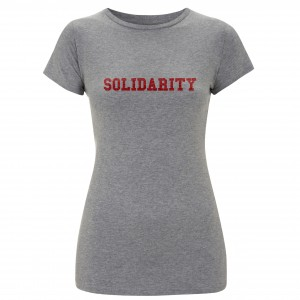 Women's Solidarity T-Shirt (red)
