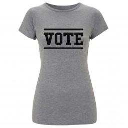 Image of Labour's vote t-shirt - women's