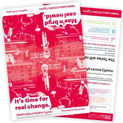 GE2019 Flying Start leaflet
