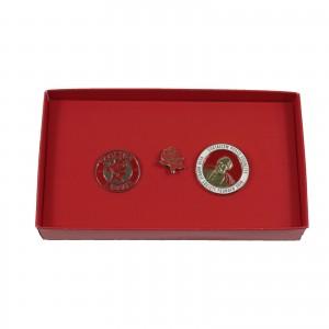 Scottish Pin Badge Gift Set