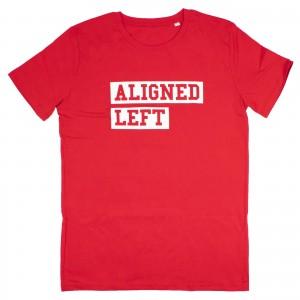 Men's Aligned Left T-Shirt