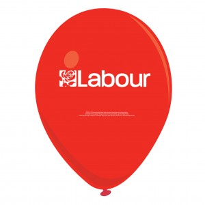 Labour Balloons