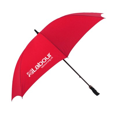 image of labour golf umbrella