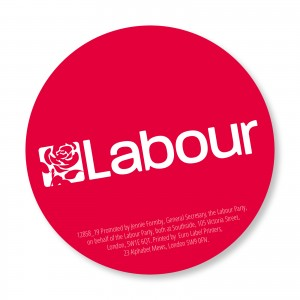 Labour Stickers