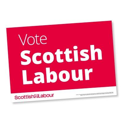 Vote Scottish Labour