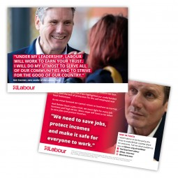 Keir Starmer Introductory Leaflet