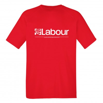Image of Labour Party t-shirt