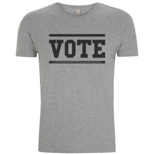 Men's VOTE T-Shirt (black)