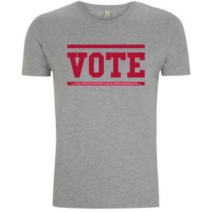 Men's VOTE T-Shirt (red)