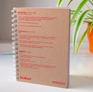 Enviro-Smart Solidarity Notebook