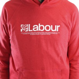 Image of labour party hoodie