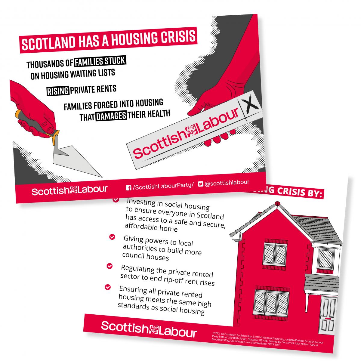 Housing crisis | Labour Shop