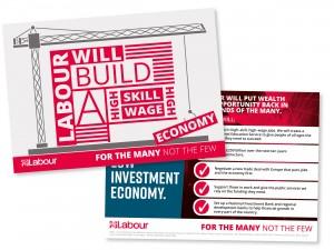 High skill, high wage economy leaflet