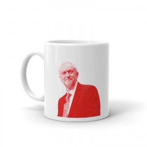 Jeremy Corbyn Picture Mug