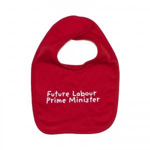 Future Labour Prime Minister Bib