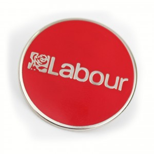 Labour Party Pin Badge