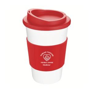 Americano Travel Mug - Working Together