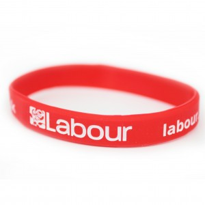 Labour Party Wristband