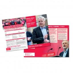 Welsh Campaign Leaflet