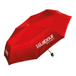 Labour Small Umbrella