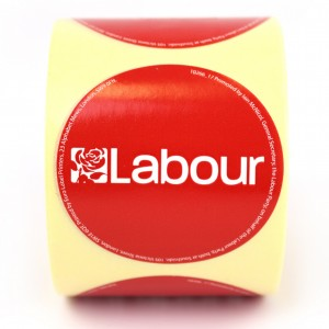 Labour Stickers