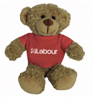 Labour Teddy Bear
