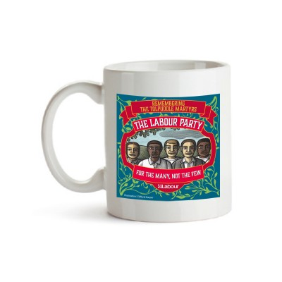 Tolpuddle Martyrs Mug with Gift Box