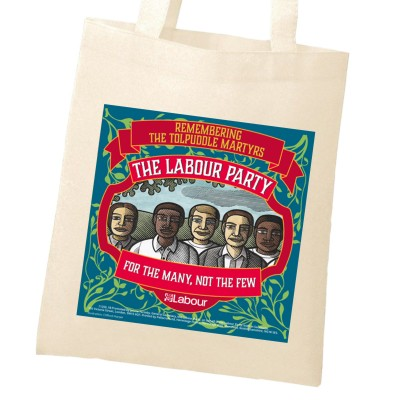 Image of Tolpuddle Martyrs tote bag