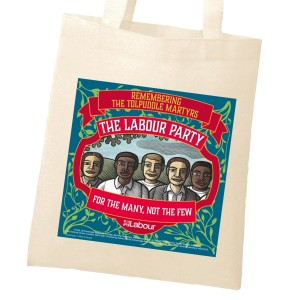 Tolpuddle Martyrs Tote Bag