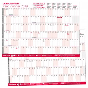 Labour Party Wall Planner
