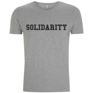 Men's SOLIDARITY T-Shirt (black)