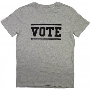 Men's VOTE T-Shirt (black)
