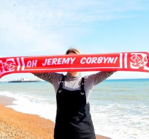 Oh Jeremy Corbyn Scarf