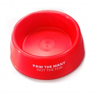 Paw the Many Pet Bowl