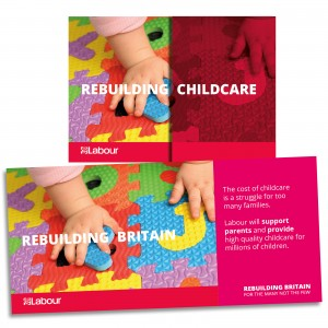 Rebuilding Britain - Childcare