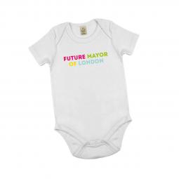 Image of Future mayor of London babygrow