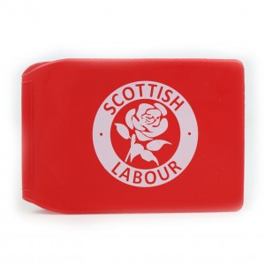 Scottish Labour Travel Card Holder