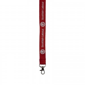 Scottish Labour Lanyard