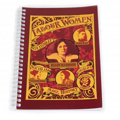Labour Women Notebook