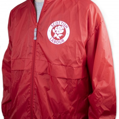 Scottish Labour Red Jacket