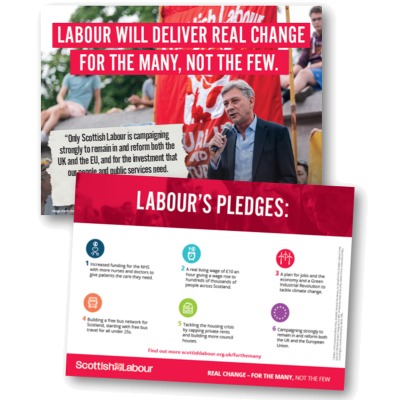 Pledge Leaflet