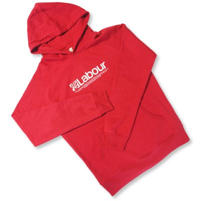 Image of Labour unisex hoodie