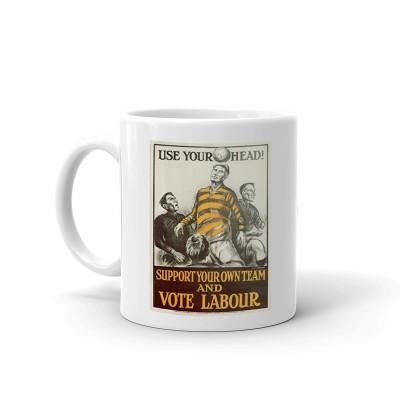 Support Your Team Mug
