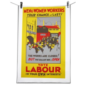 Workers Tea Towel