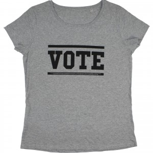 Women's VOTE T-Shirt (black)
